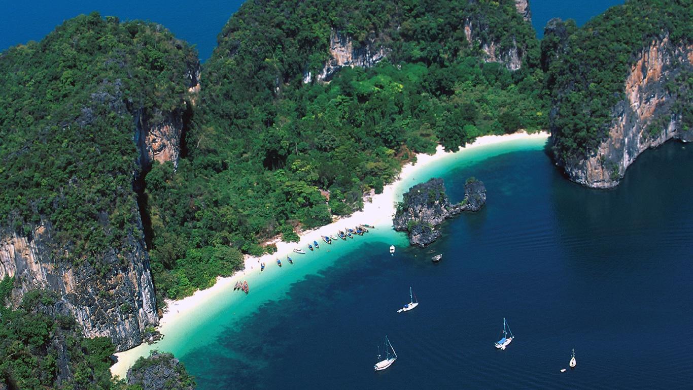 Best Island Holiday Thailand